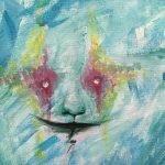 Artista con esquizofrenia dibuja alucinaciones para sobrellevar enfermedad