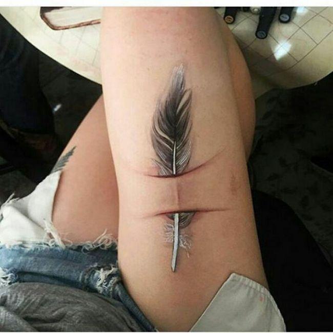 cicatrices convertidas en tatuajes (7)