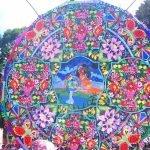 Los coloridos cementerios de Guatemala