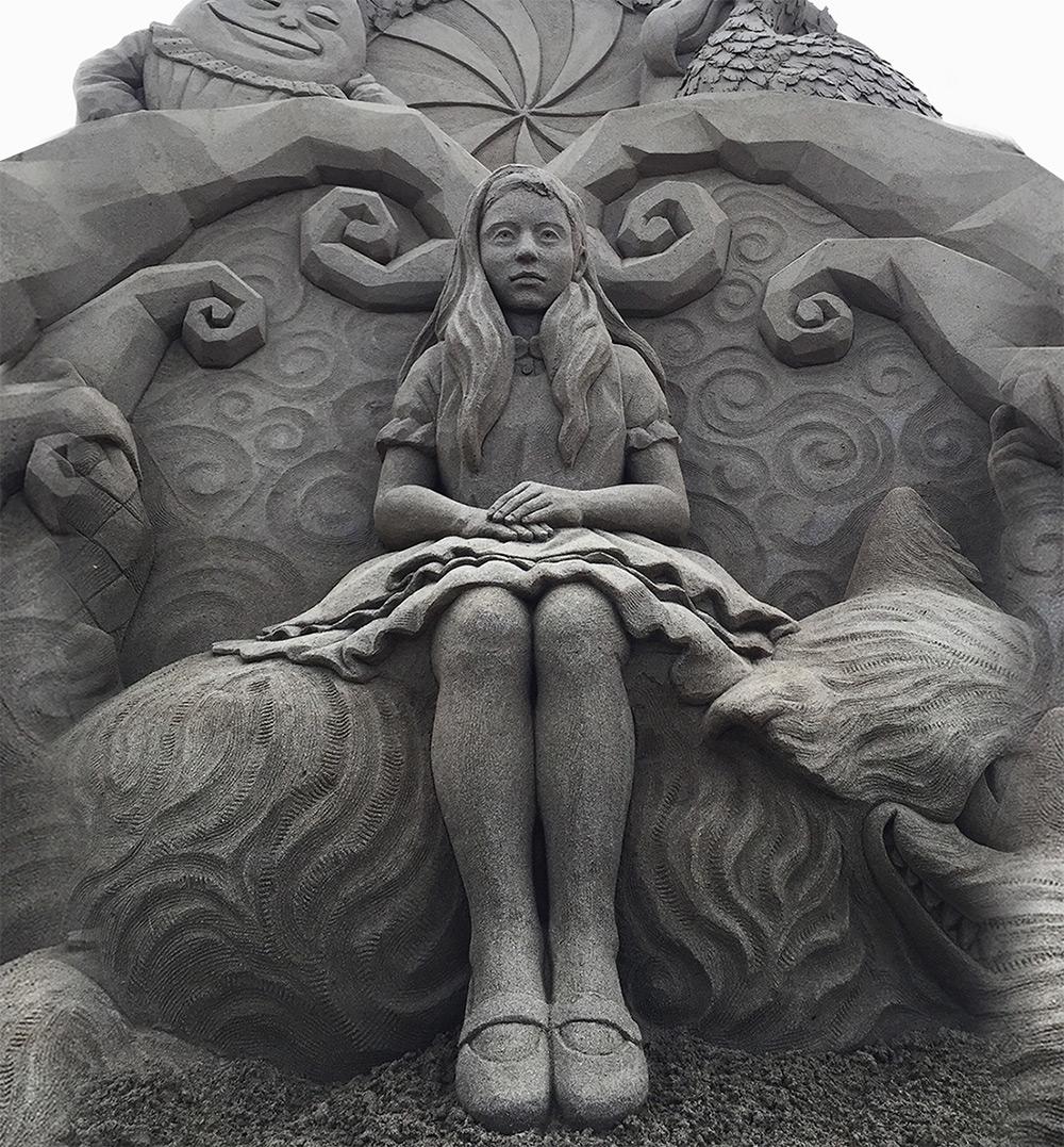 esculturas de arena Toshihiko Hosaka (2)
