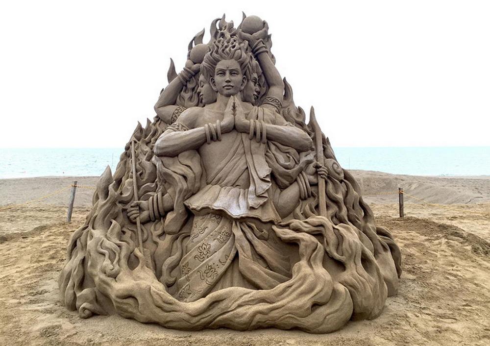 esculturas de arena Toshihiko Hosaka (7)