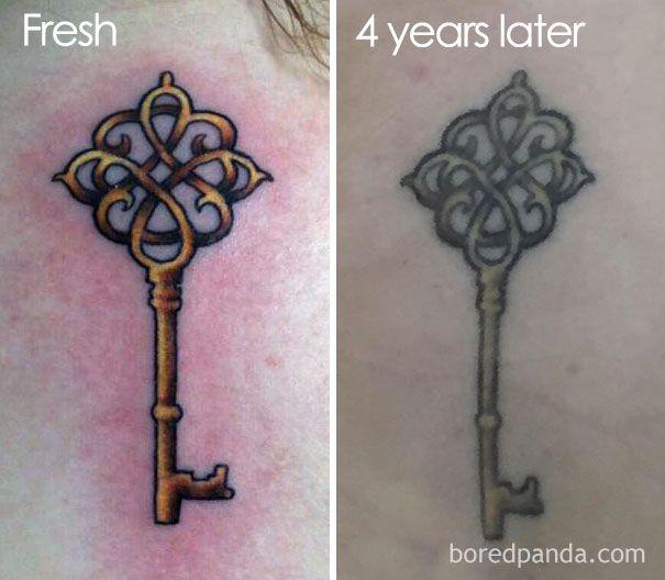 evolucion de los tatuajes paso del tiempo (8)