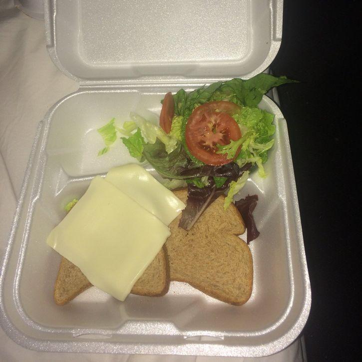 fyre festival comida