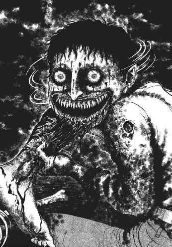 ilustracion de un canibal