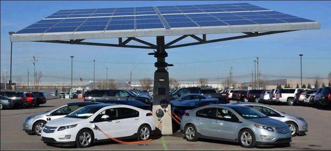 inventos increibles cargador autos estacionamiento