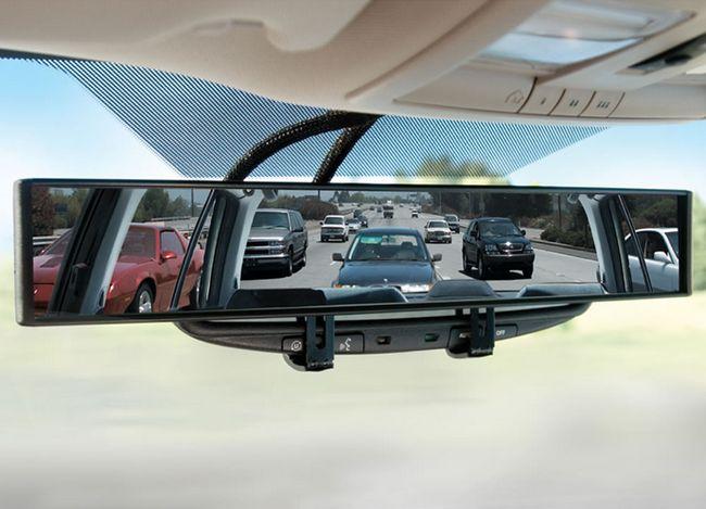 inventos increibles espejo retrvisor 180