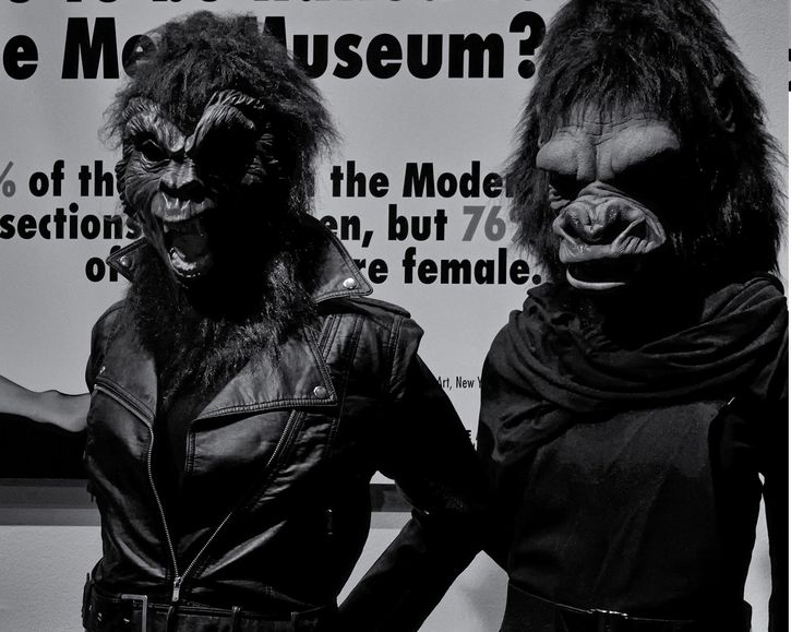 mascaras de gorila