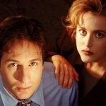 mulder y scully vista superior