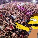 El festival musical súper VIP que terminó en fiasco