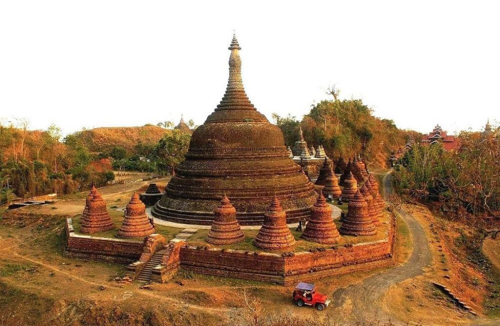 ruinas de Mrauk U en Birmania (10)