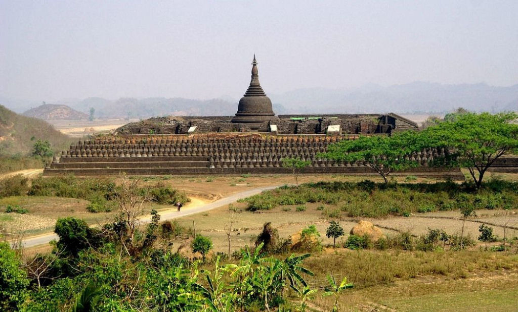 ruinas de Mrauk U en Birmania (6)