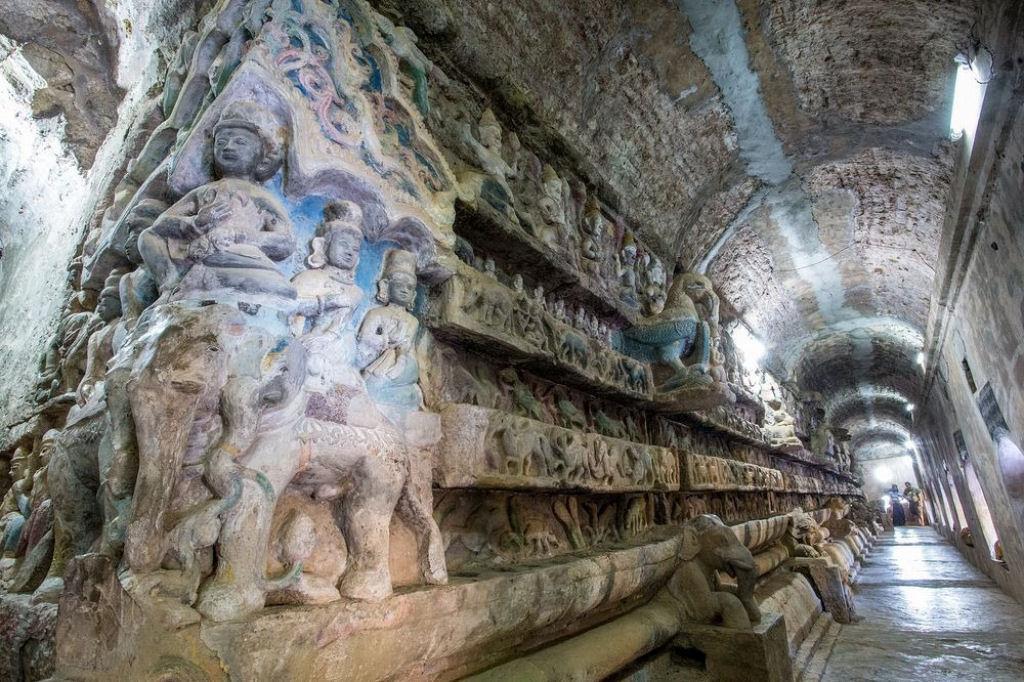 ruinas de Mrauk U en Birmania (7)