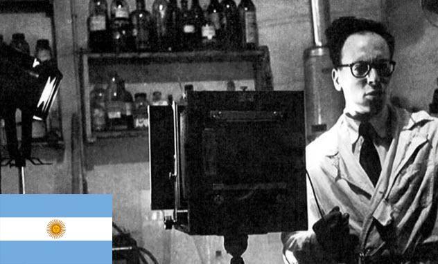 Adolfo Kaminsky quimico falsificador
