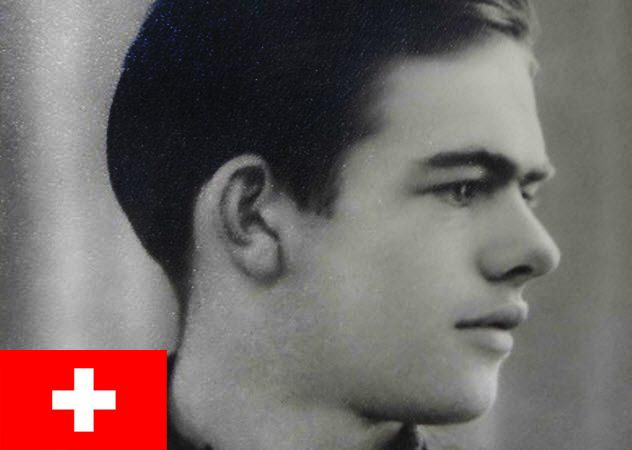 Bernard Bouveret servicio secreto suizo