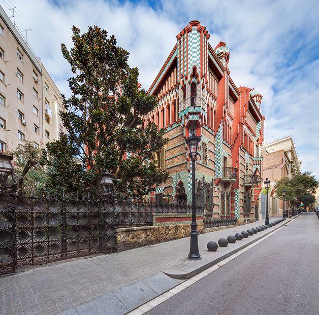 Casa Vicens Gaudi Antoni (1)