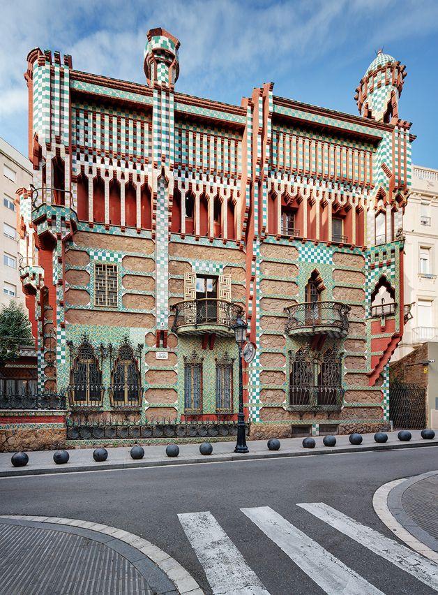 Casa Vicens Gaudi Antoni (2)