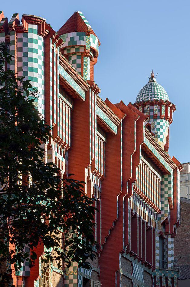 Casa Vicens Gaudi Antoni (3)