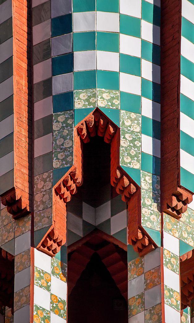 Casa Vicens Gaudi Antoni (4)