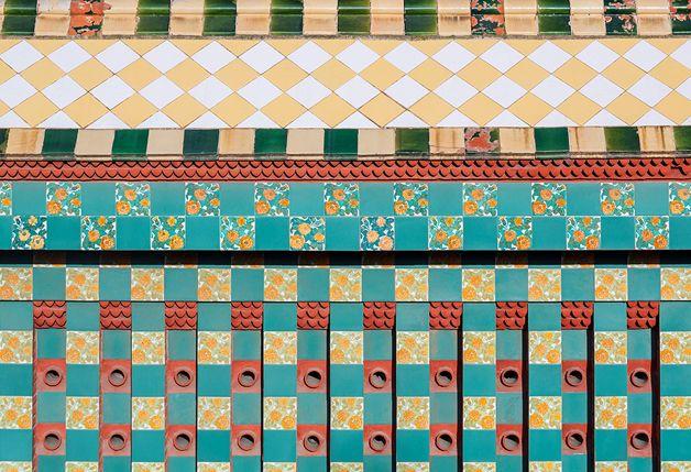 Casa Vicens Gaudi Antoni (5)