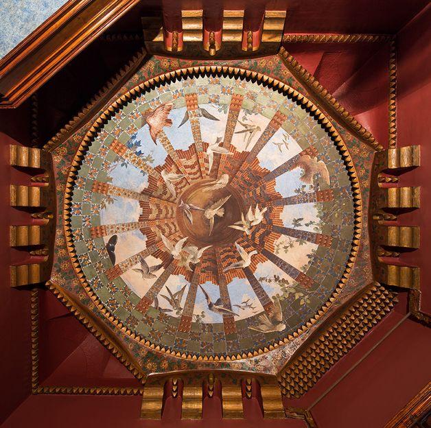 Casa Vicens Gaudi Antoni (6)