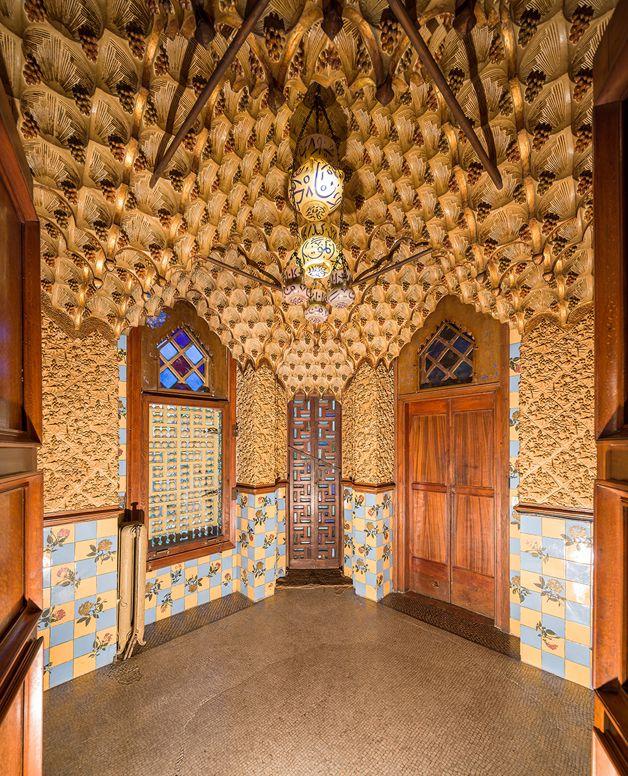 Casa Vicens Gaudi Antoni (7)