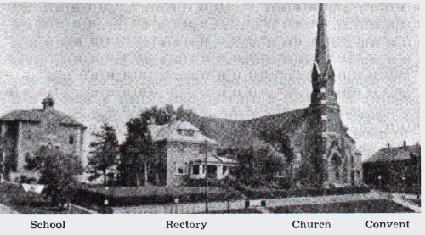 Earling Iowa parroquia