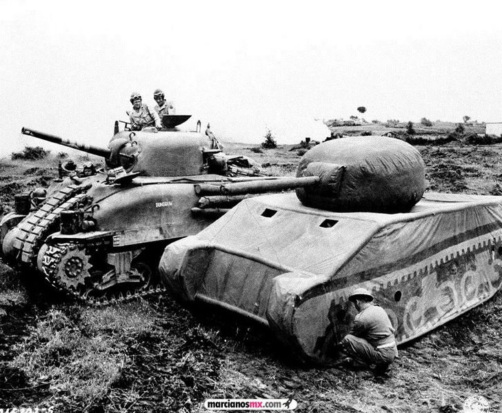 Ejercito Fantasma Segunda Guerra Mundial (10)