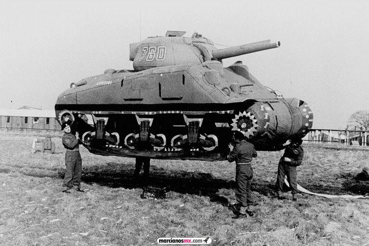 Ejercito Fantasma Segunda Guerra Mundial (7)