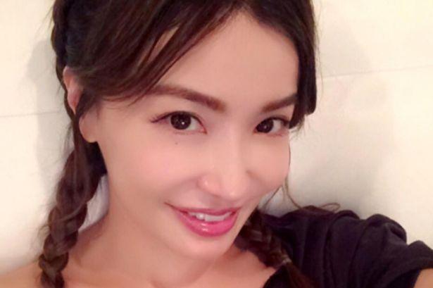 Risa Hirako modelo japon (5)