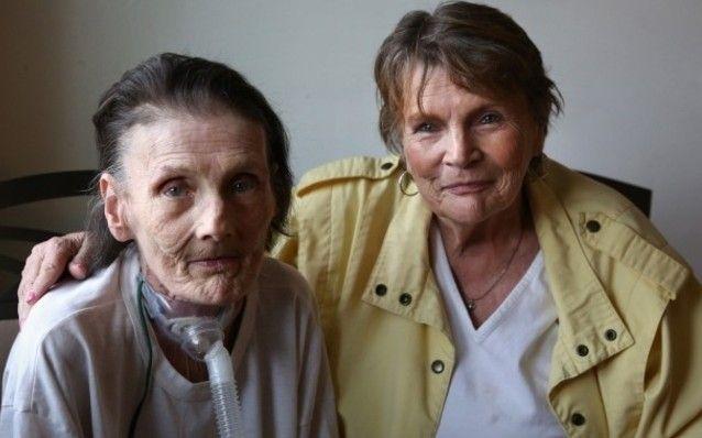 Sue Ellen y Rae