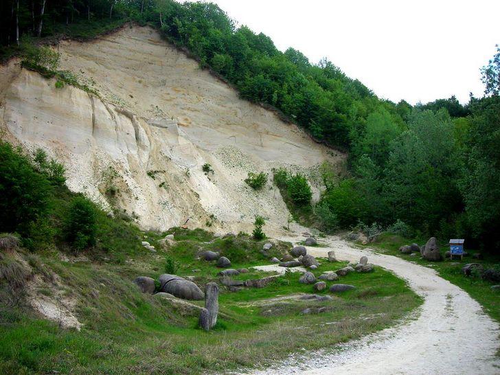 Trovants rocas rumania (1)