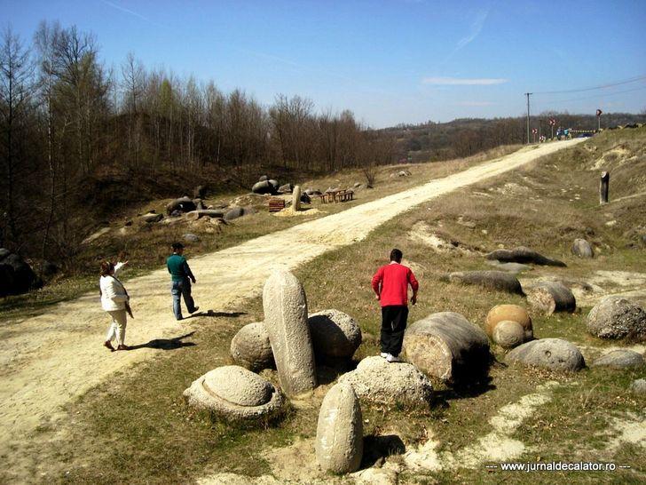 Trovants rocas rumania (10)