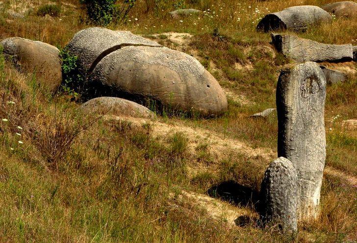 Trovants rocas rumania (14)