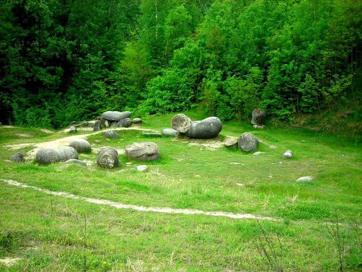 Trovants rocas rumania (15)