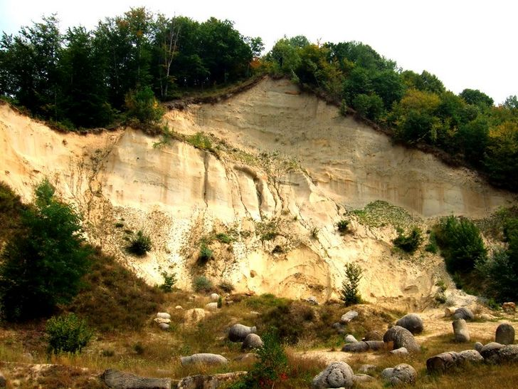 Trovants rocas rumania (17)