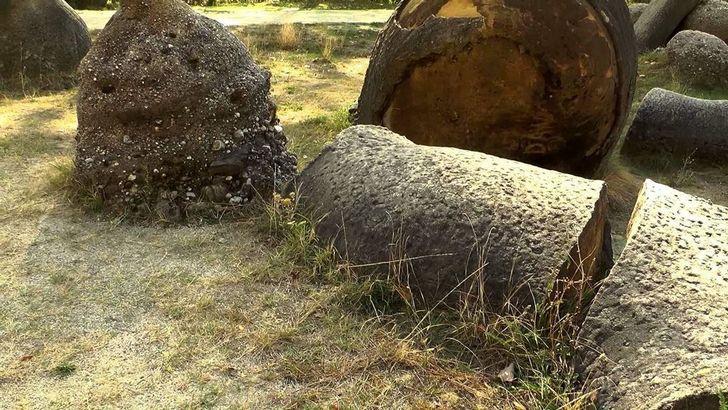 Trovants rocas rumania (5)