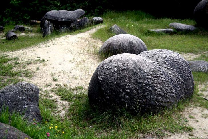 Trovants rocas rumania (6)