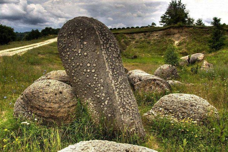 Trovants rocas rumania (7)