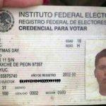 chrismast day credencial elector