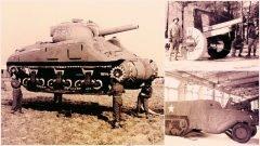 """""""Ejército Fantasma"""" en la Segunda Guerra Mundial"""