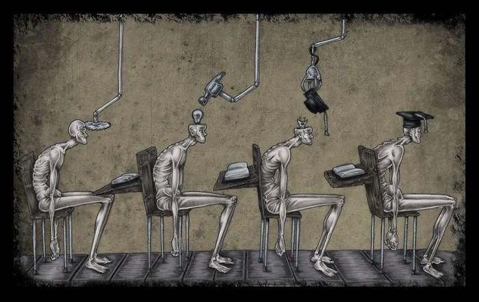 ilustraciones critica social Al Margen (1)