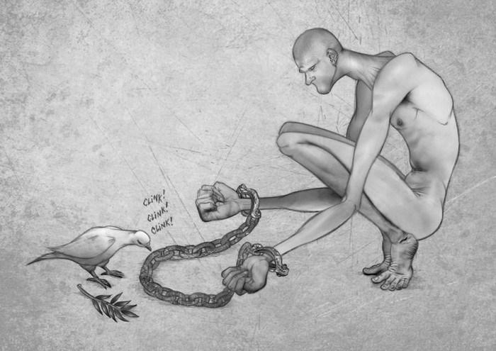 ilustraciones critica social Al Margen (14)
