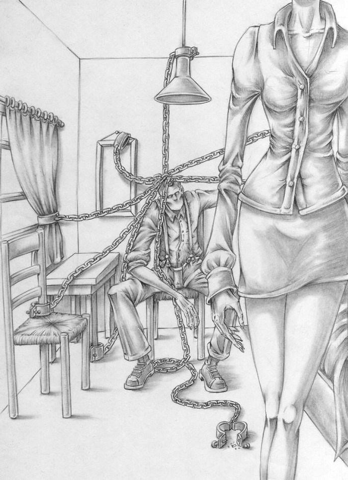 ilustraciones critica social Al Margen (15)