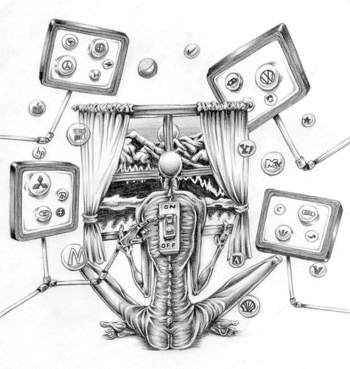 ilustraciones critica social Al Margen (17)