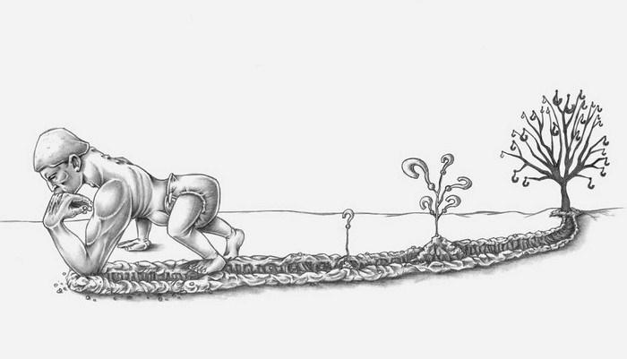 ilustraciones critica social Al Margen (20)
