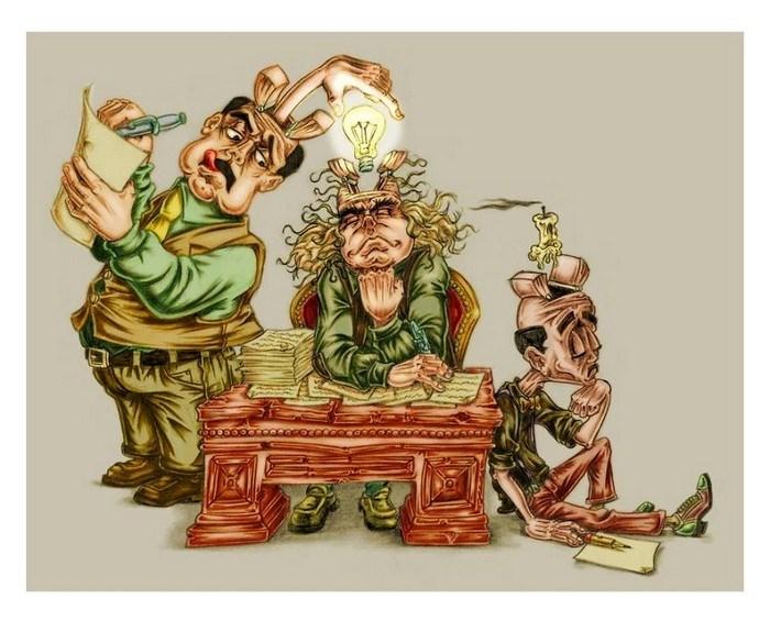 ilustraciones critica social Al Margen (25)