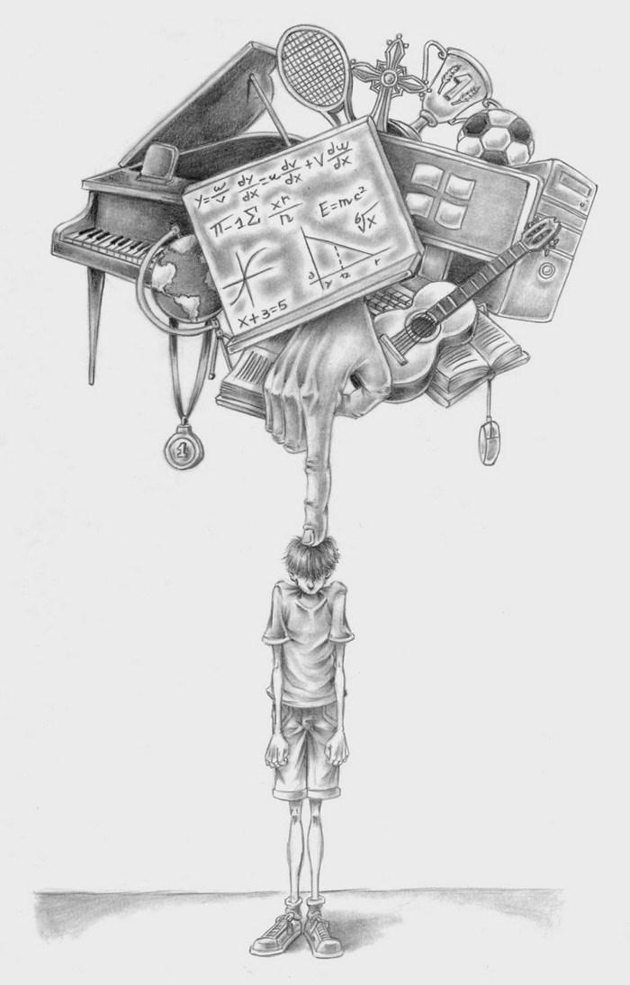 ilustraciones critica social Al Margen (6)