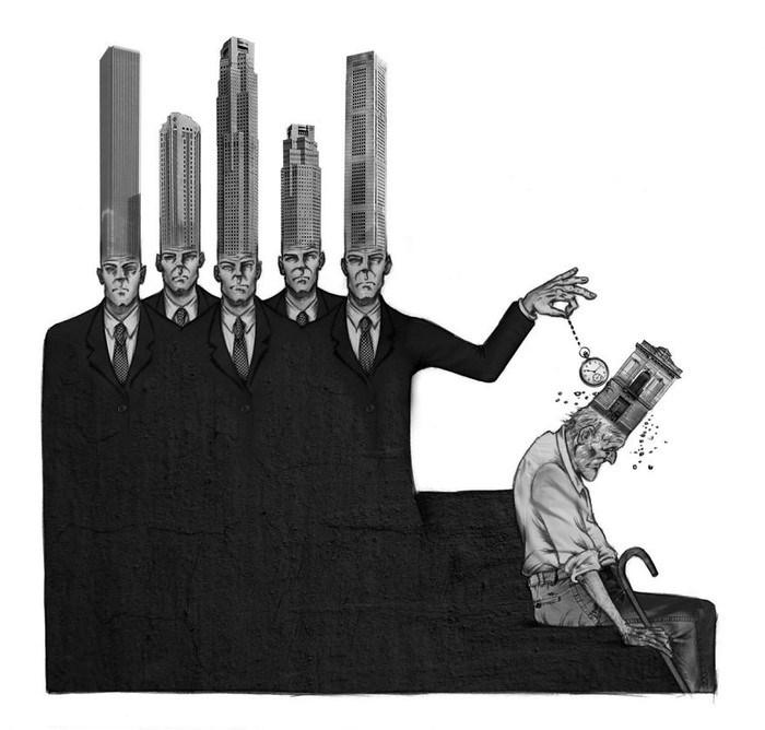 ilustraciones critica social Al Margen (9)
