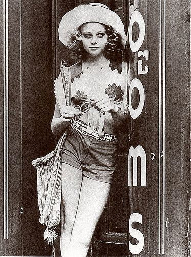 jodie foster personaje taxi driver