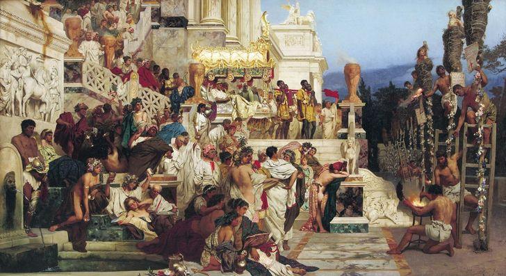 juicio romano